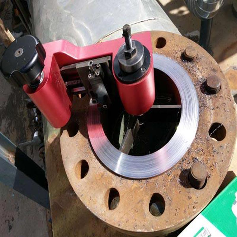 SMG F350 Portable Flange Facing Machine