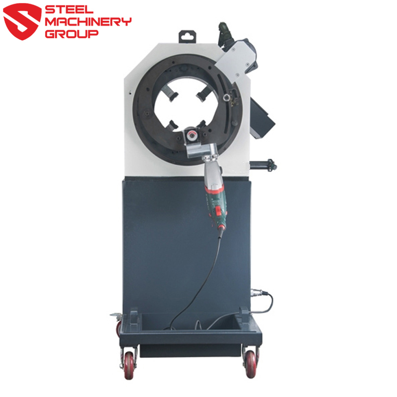 Smg Opc Orbital Pipe Cutting Beveling Machine 1