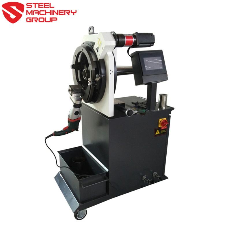 Smg Opc Orbital Pipe Cutting Beveling Machine 2