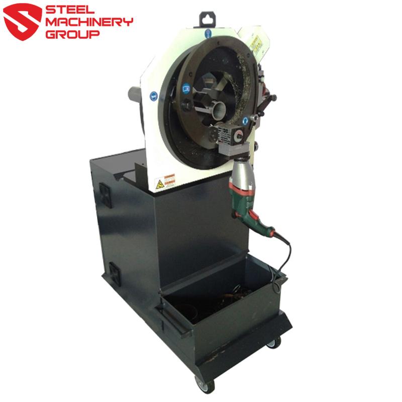 Smg Opc Orbital Pipe Cutting Beveling Machine 3