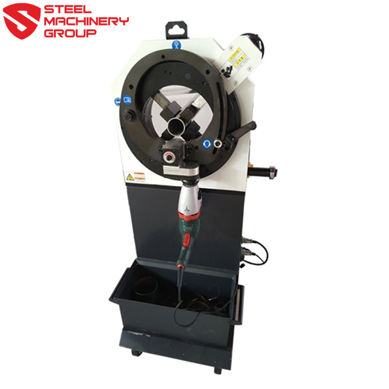 Smg Opc Orbital Pipe Cutting Beveling Machine 4