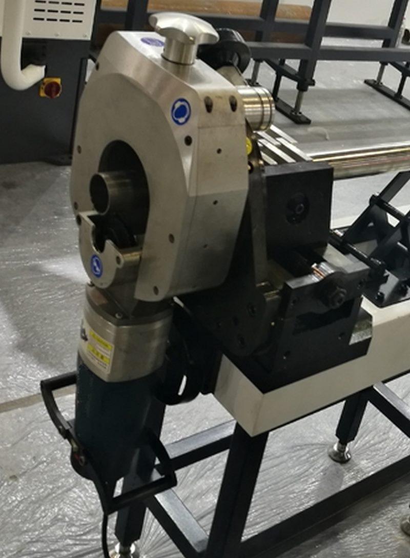 Smg Osg 120 Orbital Pipe Cutting Beveling Machine 2