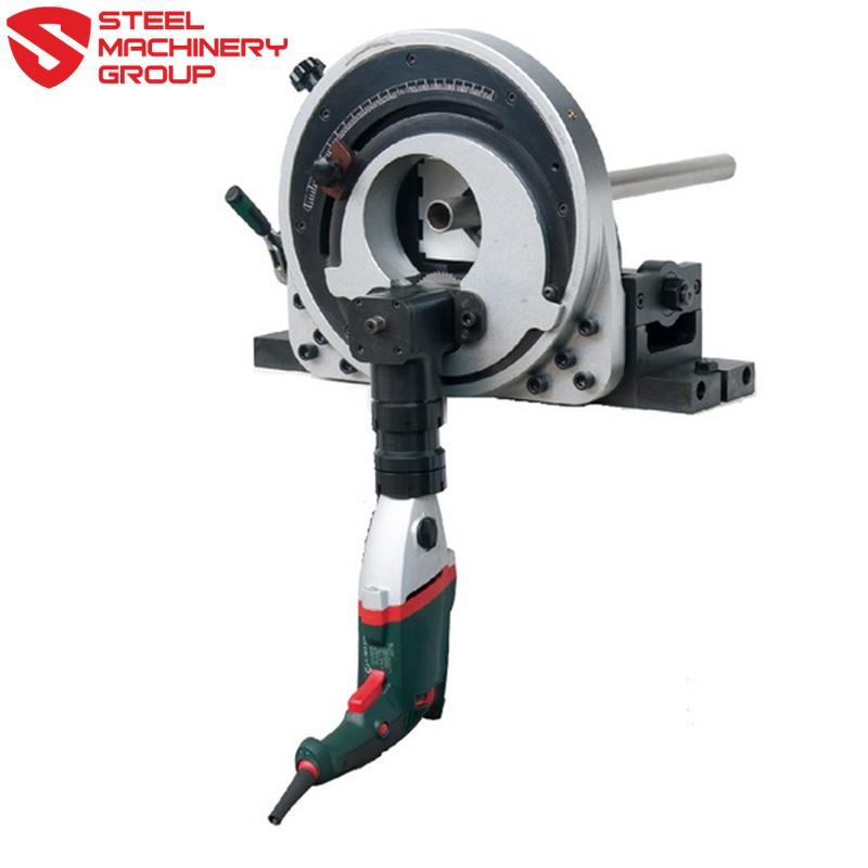Smg Osr 120 Orbital Pipe Cutting Beveling Machine