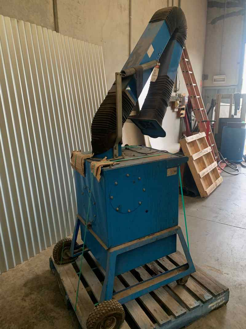 Used Welding Fume Extractor 1