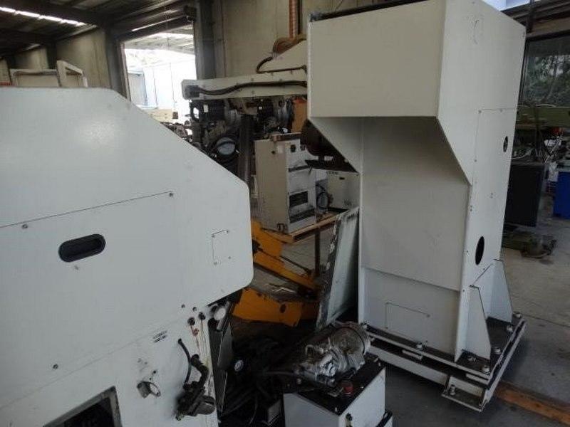 Aida Coil Straightening Machine Model Lfg 600ei Capacity 3000kg Coil Width 70 600mm Coil Thickness 0 5 5mm 10