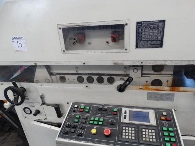 Aida Coil Straightening Machine Model Lfg 600ei Capacity 3000kg Coil Width 70 600mm Coil Thickness 0 5 5mm 8