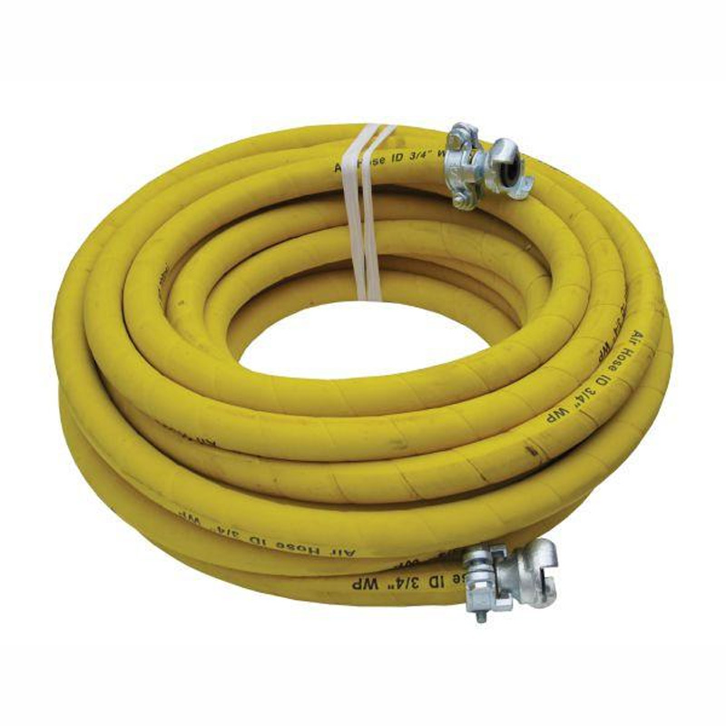Yellow Bull Hose Assembly Air Hose Assembly Fitted Both Ends No Claw Couplings For Multiblast Pro Machines
