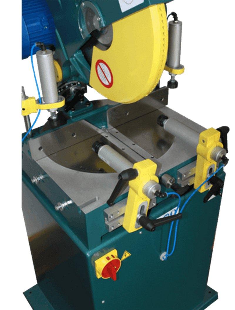 Brobo Tnf 115 Aluminium Saw Non Ferrous Cutting 002