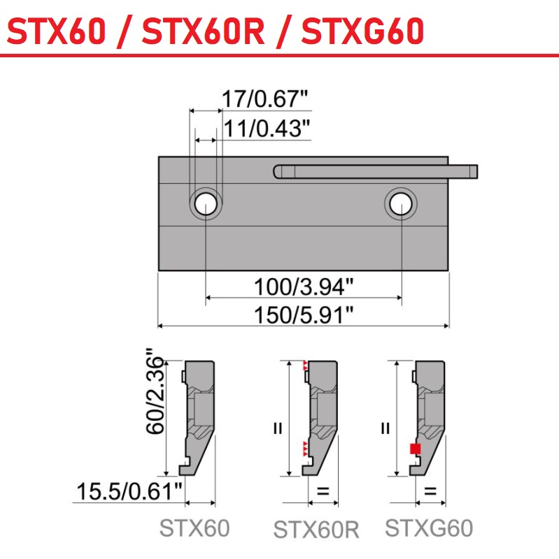 Roller Stx 60 Stx 60r Stxg 60
