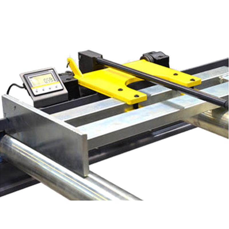 Bomar Xra 3 Manual Material Length Stop With Digital Display Main