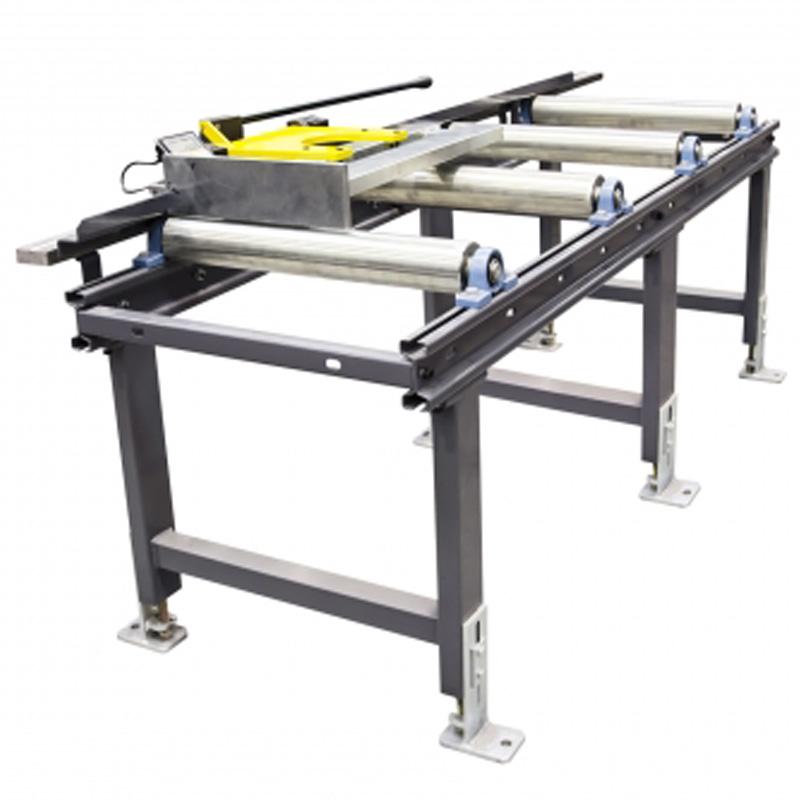 Bomar Xra 3 Manual Material Length Stop With Digital Display