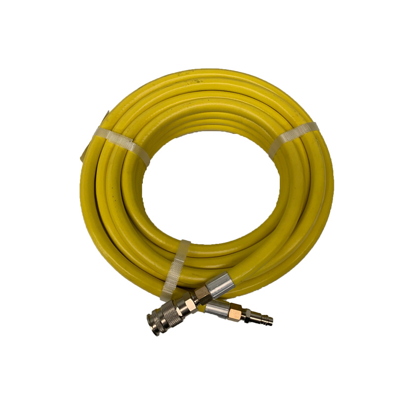 Abrasive Blasting Air Breathing Hose 3 8 10mm Bore X 12 Metres 1
